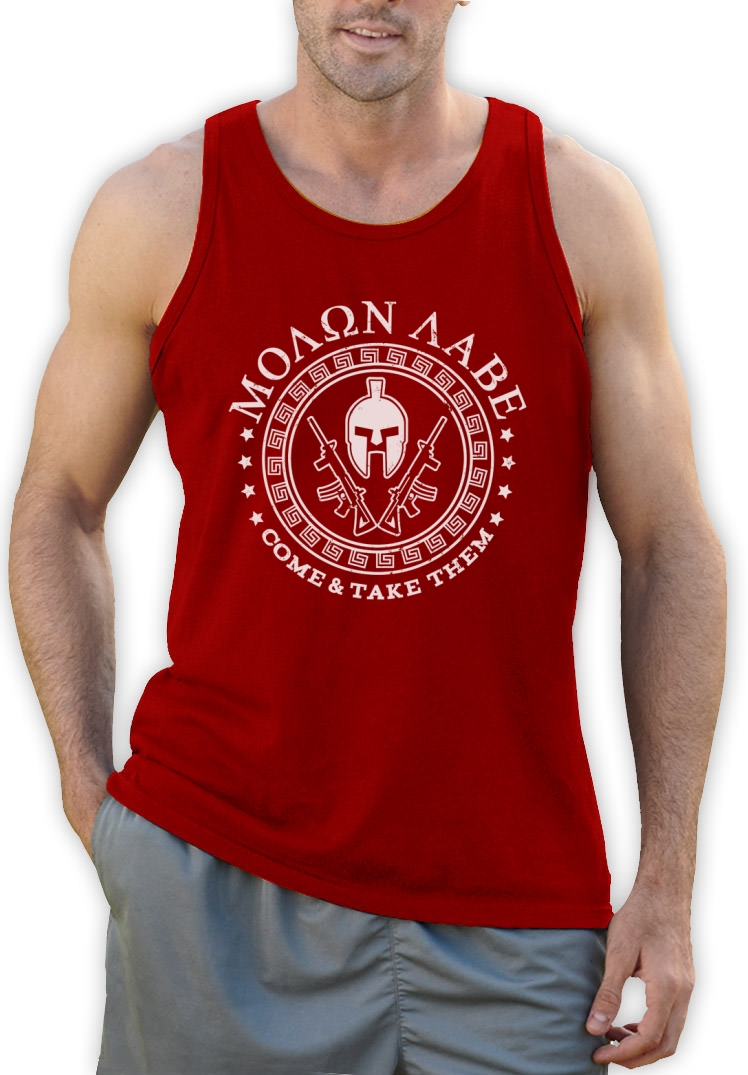 Displaying 17> Images For - Molon Labe Greek Tattoo