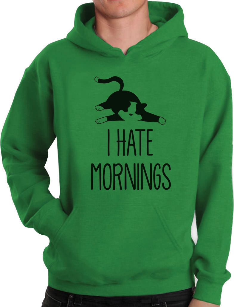 I-Hate-Mornings-Lazy-Cat-Funny-Hoodie-Gift-Idea