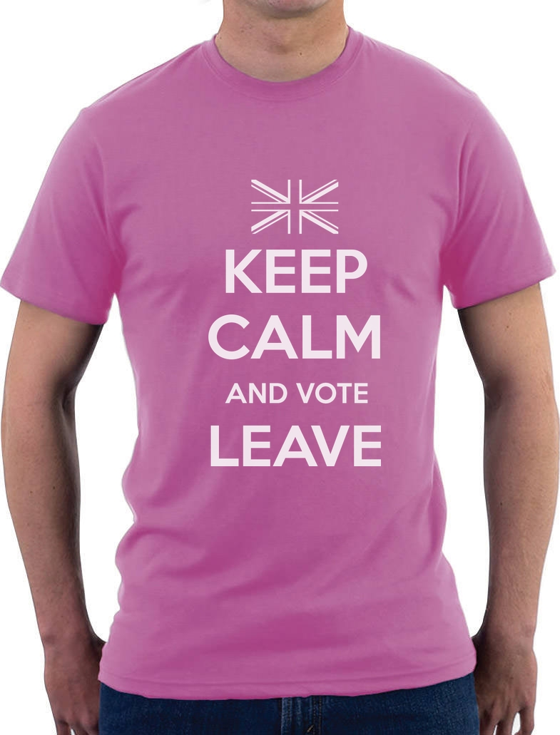 Keep-Calm-and-Vote-Leave-EU-Referendum-Political-Statement-T-Shirt