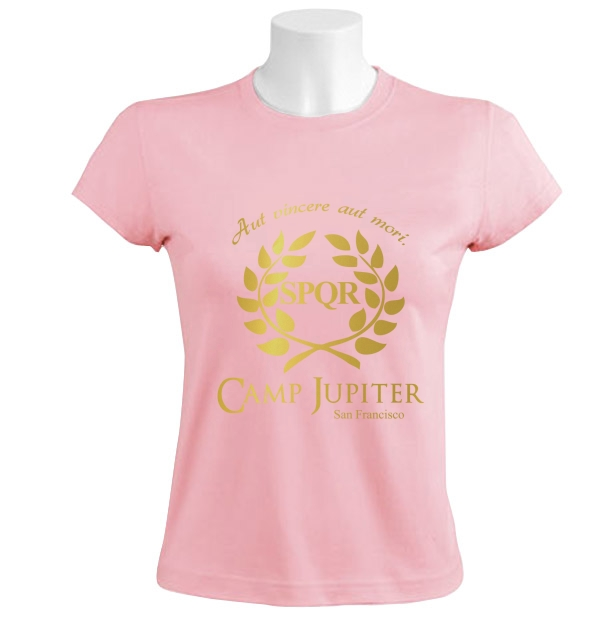 Clothes  Shoes  amp  Accessories  gt  Women s Clothing  gt  T-ShirtsCamp Jupiter Shirt Percy Jackson