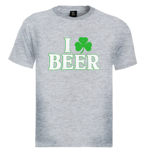 I love beer t shirt drinking funny party pong ireland ebay for I love beer t shirt